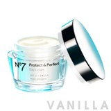 No7 Protect & Perfect Whitening Day Cream SPF30