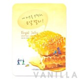 Etude House  Royal Jelly Sheet Mask