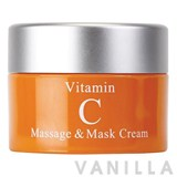 Lansley Vitamin C Massage & Mask Cream