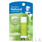 Mentholatum Natural Treatment Lip Balm