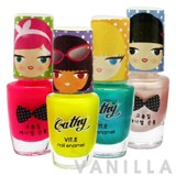 Cathy Doll Nail Enamel