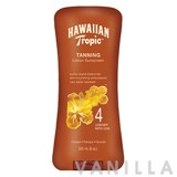 Hawaiian Tropic Tanning Lotion Sunsceen SPF4