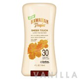 Hawaiian Tropic Sheer Touch Lotion Sunscreen SPF30