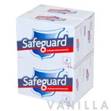 Safeguard Bar Soap (White)
