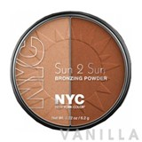 New York Color Sun 2 Sun Bronzing Powder
