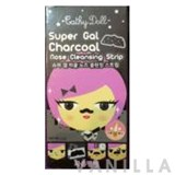 Cathy Doll Super Gal Charcoal Nose Cleansing Stripe