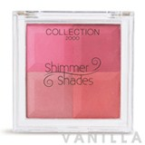 Collection Shimmer Shades