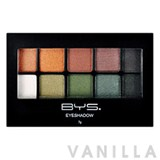 BYS Cosmetics Eyeshadow 10 Pallet