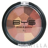 BYS Cosmetics Blush & Bronze