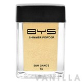 BYS Cosmetics Shimmer Powder Cube