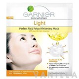 Garnier Perfect Fit & Relax Whitening Mask