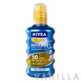 Nivea Sun Invisible Protection Transparent Spray SPF50