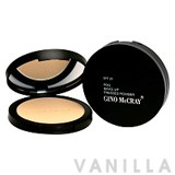 Gino McCray Pro Make-Up Pressed Powder SPF20