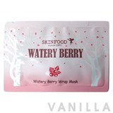 Skinfood Watery Berry Wrap Mask