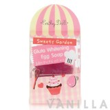 Cathy Doll Sweet Garden Gluta Whitening Egg Soap