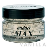 Audace Max Styling Gel-Super Hold