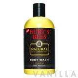 Burt's Bees Natural Skin Care for Men Body Wash