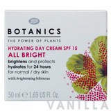 Boots Botanics All Bright Hydrating Day Cream SPF15