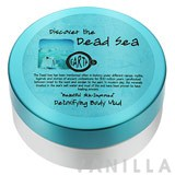Earths Dead Sea Beautiful Skin-Improved Detoxifying Body Mud