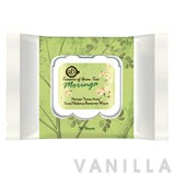Earths Moringa Sweep Away Facial Makeup Remover Wipes