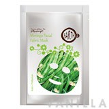 Earths Moringa Facial Fabric Mask
