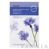 Mamonde Flower Essential Mask Brightening