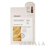 Mamonde Double Effect Ampoule Mask Ultra Nutrition