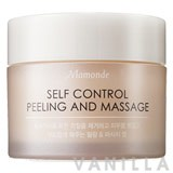Mamonde Self Control Peeling and Massage