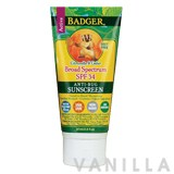 Badger Active Citronella & Cedar Broad Spectrum SPF 34 Anti-Bug Sunscreen
