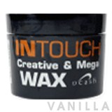 Dcash Intouch Creative & Mega Wax