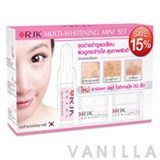 RJK Multi-Whitening Mini Set