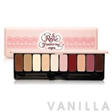 Etude House Rose Flowering Eyes