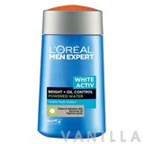 L'oreal Men Expert White Activ Bright + Oil Control Powered Water