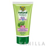 Banana Boat Natural Reflect Baby Sunscreen Lotion SPF50+ UVB PA+++