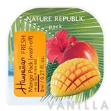 Nature Republic Hawaiian Mango Pack (Wash-Off)
