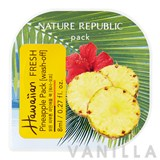 Nature Republic Hawaiian Pineapple Pack (Wash-Off)