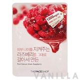 The Face Shop Real Nature Mask Raspberry