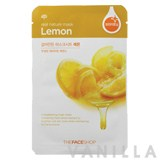 The Face Shop Real Nature Mask Lemon