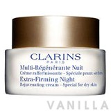 Clarins Extra-Firming Night Special for Dry Skin