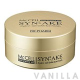 Dr.Pharm Mccell Syn-Ake Hydro-Gel Gold Eye Patch