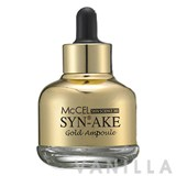 Dr.Pharm Mccell Skin Science 365 Syn-Ake Gold Ampoule