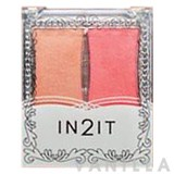 IN 2 IT Waterproof Twin Blush