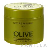 Nature Republic Olive Hair Pack Cream