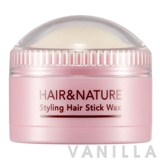Nature Republic Hair&Nature Styling Hair Stick Wax