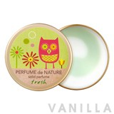 Nature Republic Perfume De Nature Solid Perfume