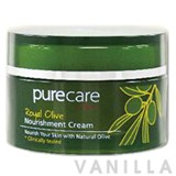 Purecare Royal Olive Nourishment Cream