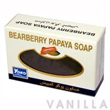 Yoko Bearberry Papaya Soap