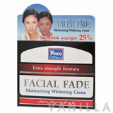 Yoko Facial Fade Moisturizing Whitening Cream