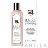 Donna Chang Rose Moisturizing Bath & Shower Cream