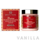 Donna Chang Persian Pomegranate Hand & Body Creme